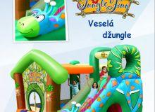 Skákací Centrum Veselá Džungle