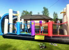 Multifunkční sport aréna